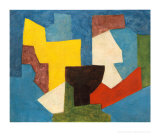 Composition Affiches par Serge Poliakoff