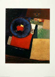 Maraak Variation I, c.1930 Collectable Print by Kurt Schwitters