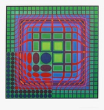 Koskar Art by Victor Vasarely