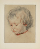 Niklas Rubens in the Age of Two Years Collectable Print by Peter Paul Rubens