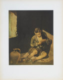 Street-Boy Collectable Print by Bartolome Esteban Murillo