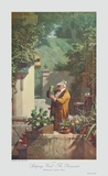 The Pensioner Collectable Print by Carl Spitzweg