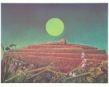 The Whole City Prints by Max Ernst