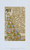Expectation, Stoclet Frieze, c.1909 Collectable Print by Gustav Klimt