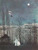 Eine Karnevalsnacht Prints by Henri Rousseau
