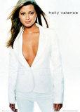 White Jacket Poster