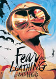 Fear and Loathing in Las Vegas Plakater