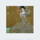 Portrait of Adele Bloch-Bauer I Prints by Gustav Klimt