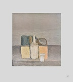Natura Morta Collectable Print by Giorgio Morandi