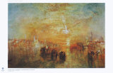 In the Morning, St. Martino Collectable Print by William Turner
