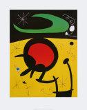 Vuelo de Pájaros, 1968 Prints by Joan Miró