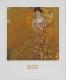Adele Bloch-Bauer I Posters by Gustav Klimt