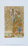 Fulfillment, Stoclet Frieze, c.1909 Collectable Print by Gustav Klimt