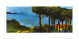 Cote d'Azur II Prints by Karlheinz Gross