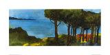 Cote d'Azur II Print by Karlheinz Gross