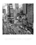 Times Square Afternoon Prints by Henri Silberman