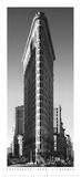 Flatiron-Gebäude Poster von Henri Silberman
