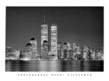 Manhattan Prints by Henri Silberman