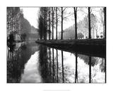 Kanal, Normandie – Frankreich Poster von Bill Philip