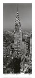 Chrysler-bygningen, på engelsk Plakater af Henri Silberman