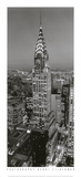 Chrysler Building Prints by Henri Silberman
