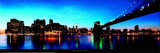 New York at Sunrise Láminas