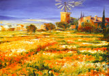 Sommer Auf Mallorca Affiches par Christian Sommer