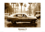 Havanna II Posters by Barbara Dombrowski