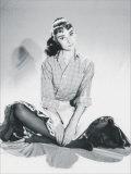 Audrey Hepburn Poster by Pierluigi Praturlon
