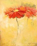 Feldblumen I Art by Elena Filatov