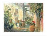 Palazzo Prints by Ulrich Hartig