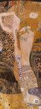 Gustav Klimt - Water Serpents I, c.1907 - Poster