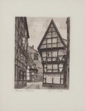 Hannover - Potthof Collectable Print by  Bruck