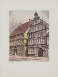 Hameln - Museum Collectable Print by  Bruck