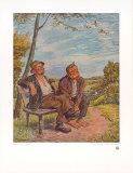 Die Sorglosen Print by Otto Quante