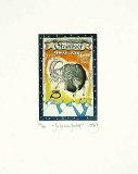 Steinbock - Sternzeichen Limited Edition by Rainer Hercks
