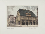 Minden - Rathaus Collectable Print by  Bruck