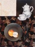 Stilleben mit Äpfeln Prints by Silverio Dominguez