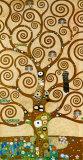 Elämänpuu Posters tekijänä Gustav Klimt