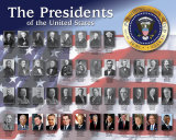 The Presidents Affiche