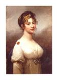 Luise, Konigin von Preuben Print by Josef Grassi