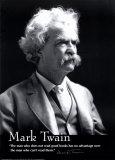 Mark Twain Affiches