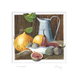 Kitchen Still Life II Prints by Franz Heigl