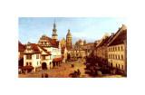 Marktplatz Zu Pirna Posters by  Canaletto