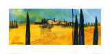 Near by San Gimignano Prints by Karlheinz Gross