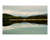 Flathead Lake Photographic Print by Paul Huchton