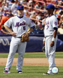 David Wright And Jose Reyes Photo