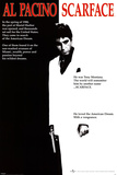 Scarface, Filmplakat Posters