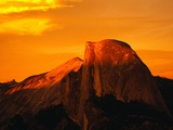 Half Dome at Sunset Photographic Print by Shubroto Chattopadhyay