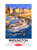 Bridlington Giclee Print by Frank A. A. Wootton